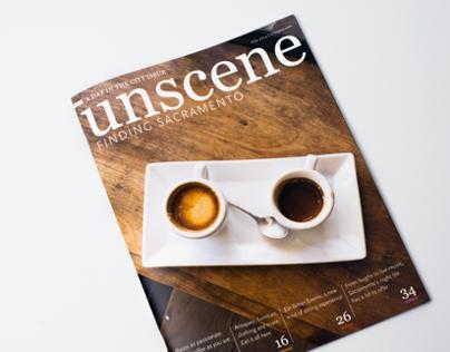 Unscene Magazine