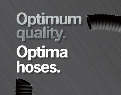 Optima Hoses - Branding
