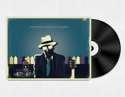 Record Cover Illustrations