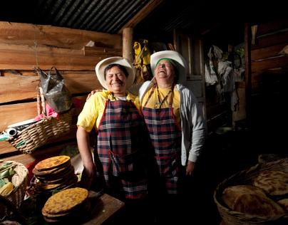 Cociner@s tradicionales de Ventaquemada Boyacá