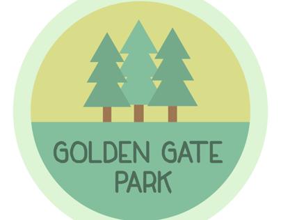 Golden Gate Park Website