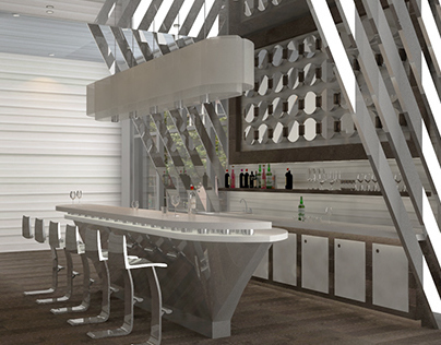 Multiuse Boutique Hotel Project: Renderings