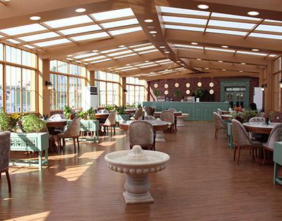 Miss Danah Cafe & Lounge