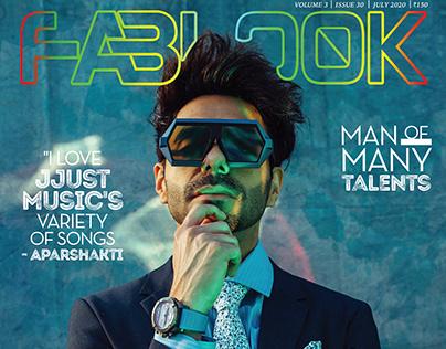 Aparshakti Khurana | Fablook Magazine