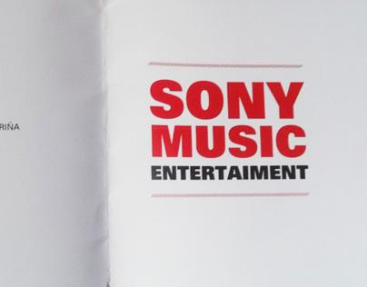 Reporte Anual Sony Music