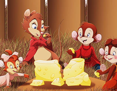 Spending Time with Mrs. Brisby