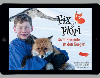 Fix & Flori - An interactive Children´s Book