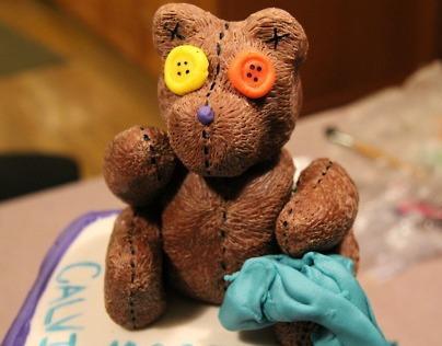 Cake Decoration Portfolio