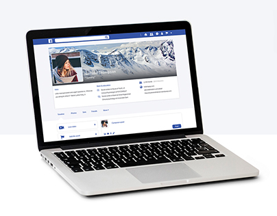 Facebook redesign 2018