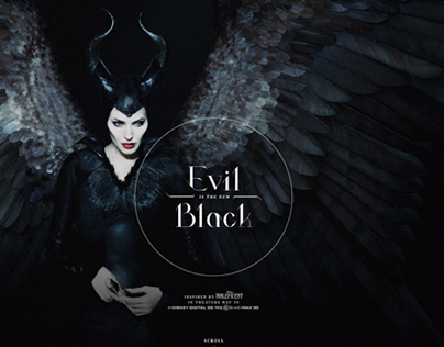 Evil Is The New Black: Maleficent Tumblr Site