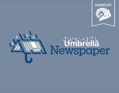 Umbrella Newspaper - Extra