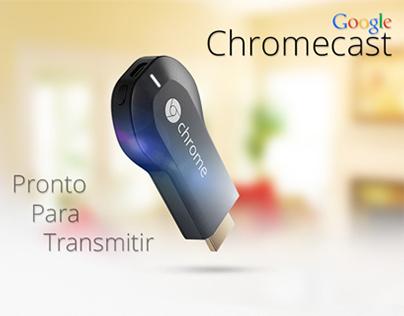 Descrição Chromecast