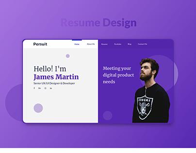 Resume Design-03