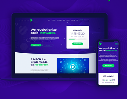 LANDING PAGE | MEDIAPLAY