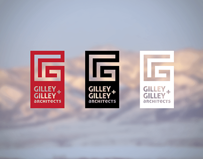 Gilley & Gilley Architects: logo and collateral