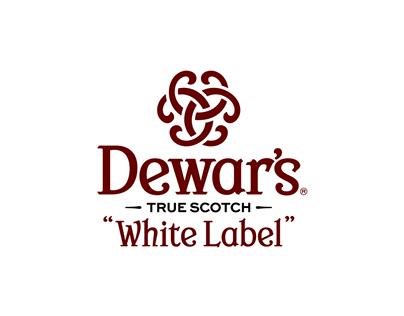 Dewar's New Bottle Digital Launch