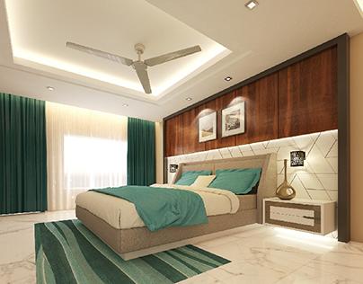 3D Interior Proposal - Nymphea Apartments, MAURITIUS