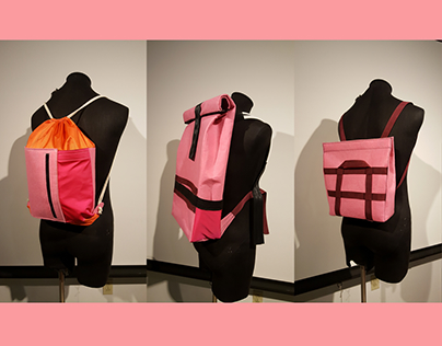 Upcycled Bag Collection