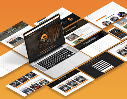 safariautosalesmi Website