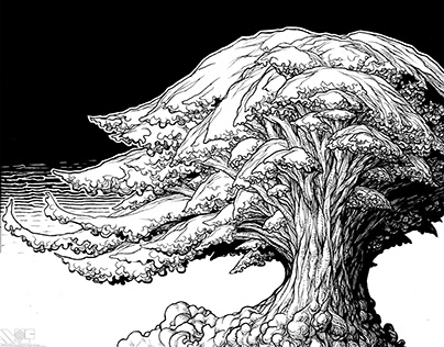 Tree Sketchbook Project
