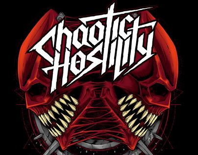 Chaotic Hostility t-shirt