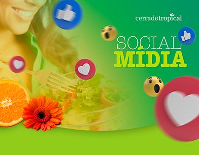 Cerrado Tropical - Social Mídia