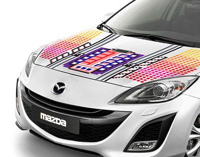 Mazda competition