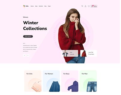 Teta - WooCommerce WordPress theme - Fashion Store