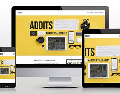 Web Àddits Comunica