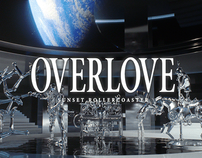 Sunset Rollercoaster - Overlove 【Animated Music Video】