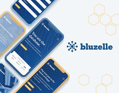 Bluzelle – Brand Refresh & Web Experience