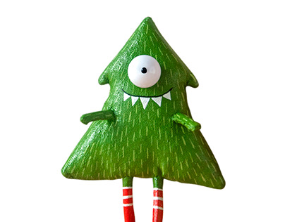 Christmas Tree form Marlitoys