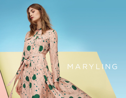 Maryling SS17 campaign