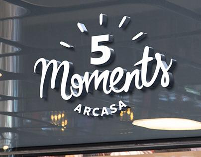 Cafetería 5 Moments