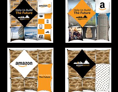 Amazon Geometrix Display