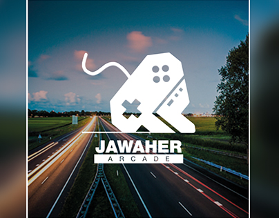 JAWAHER ARCADE | Logo & Posters