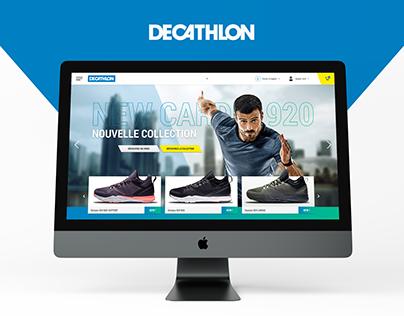 DECATHLON - Redesign