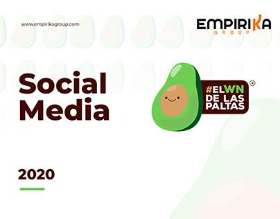 SOCIAL MEDIA - El Weon de Las Paltas