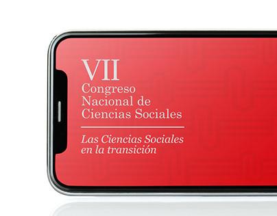 COMECSO - VII Congreso Nacional de Ciencias Sociales