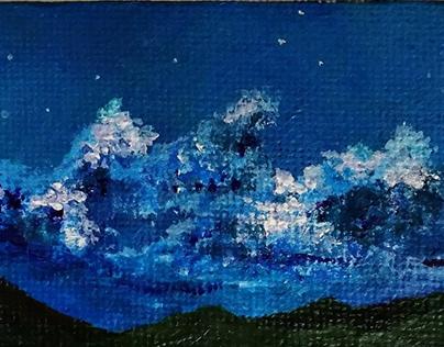 """Blue After Sunset"""