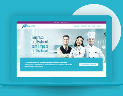 MPires // Website