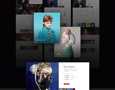 Nextop WordPress theme - Elegant Modern Multipurpose