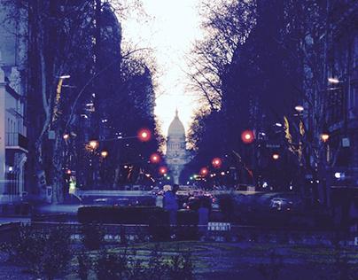 San Telmo y Buenos Aires por Hotel Bolivar