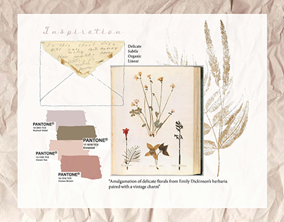 Florid Assemblage- Surface Design Project