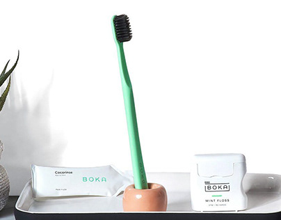 Boka // Manual Toothbrush