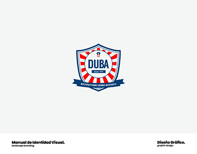 Design · Visual ID | Club DUBa Argentina 2016