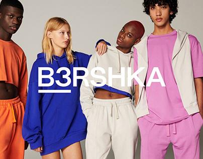 BERSHKA B3 IDENTITY