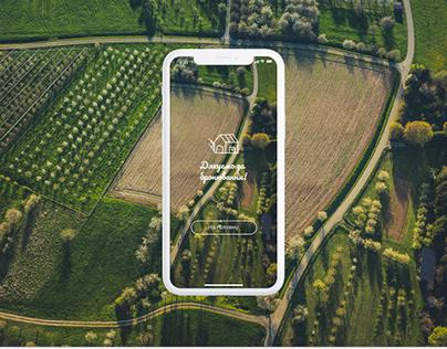 Mobile app for rural tourism