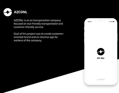 AZCONL - Oil transportation