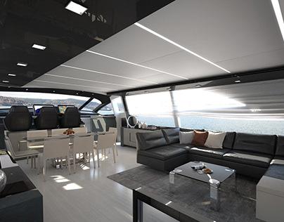 92 ft with Fulvio De Simoni Yacht Design